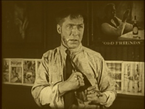 Cradle of Courage (1920) William S Hart Ann Little Silent Movie Review