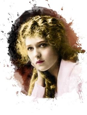 Silent Star Mini Biography: MaryPickford