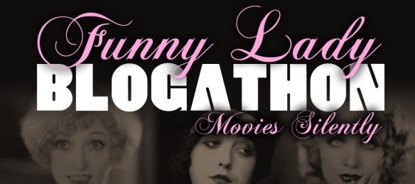 funny lady blogathon movies silently