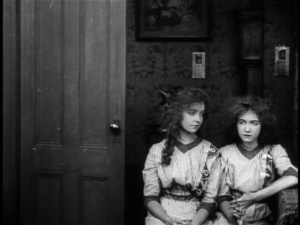 An Unseen Enemy 1912 Lillian and Dorothy Gish D.W. Griffith, Robert Harron, Elmer Booth, Silent Movie Review