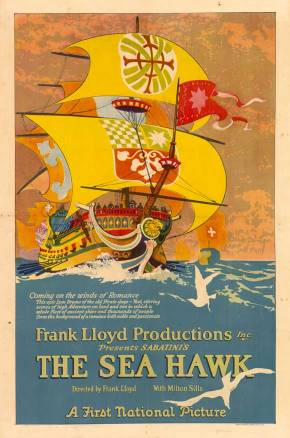 Fun Size Review: The Sea Hawk (1924)