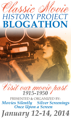 Film History Blogathon 1915-1950