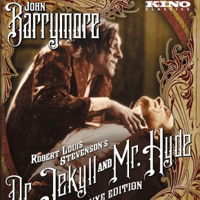 Unboxing the Silents: Dr. Jekyll and Mr. Hyde (Deluxe Edition Blu-ray)